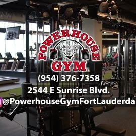 Powerhouse Gym Fort Lauderdale