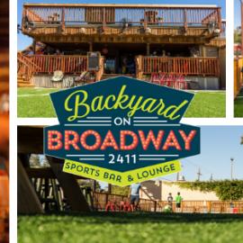 Backyard on Broadway