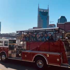 Music City Party Fire Engine
