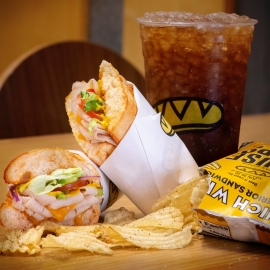Which Wich   Port St. Lucie Towne Centre