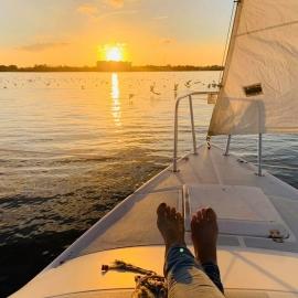 Sailing Orlando