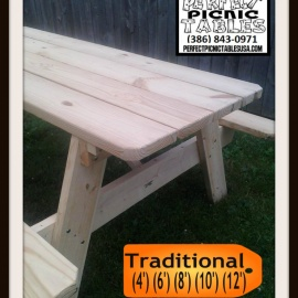 Perfect Picnic Tables