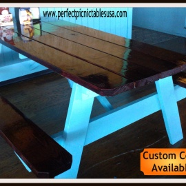 Perfect Picnic Tables