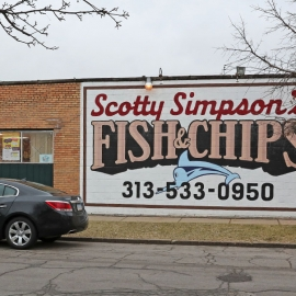 Scotty Simpson's Fish & Chips