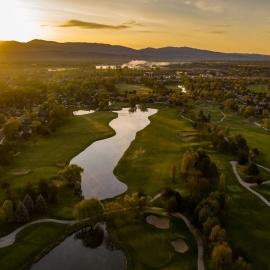 BanBury Golf Course Eagle