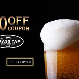 The Brass Tap | Centro Ybor