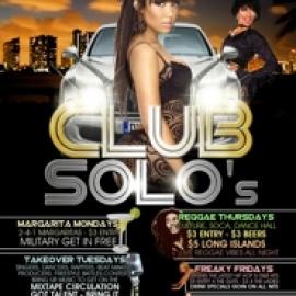 CLUB SOLOS