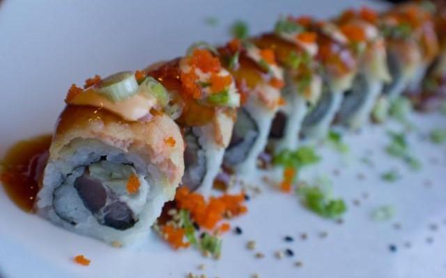 Sushi in Pittsburgh