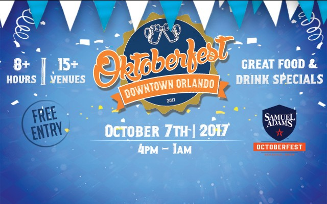 Oktoberfest Downtown Orlando 2017