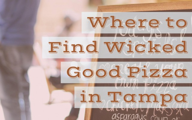 Best Pizza in Tampa | New York, Delivery, Hand Tossed