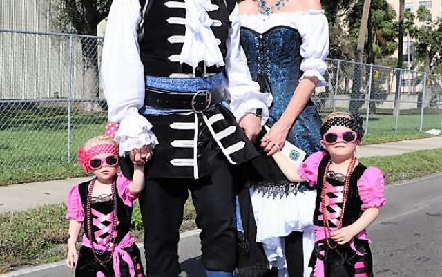 Ahoy, It's Gasparilla Season in Tampa! Here's Where to Find Great Gasparilla Clothes