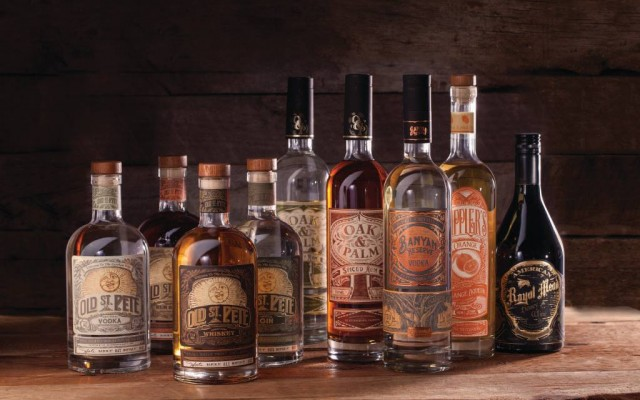 St. Petersburg Distillery presents Banyan Reserve Vodka