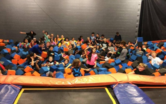Sky Zone Kansas City is Fun for the Whole Family!