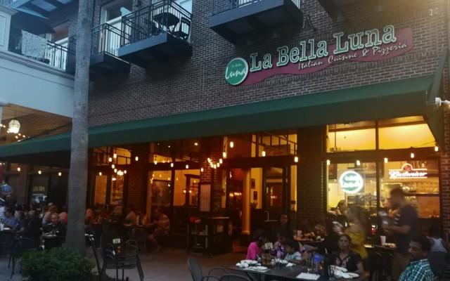 Fall In Love With The Traditional Italian Fare At La Bella Luna Baldwin Park