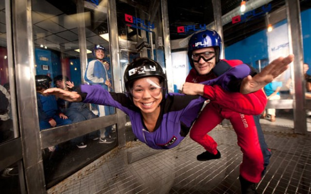 iFLY Indoor Skydiving -Discover the iFLY Experience