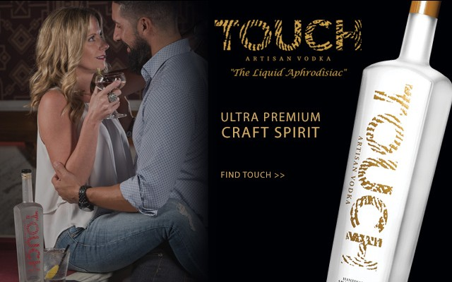 Touch Vodka | Made in Tampa