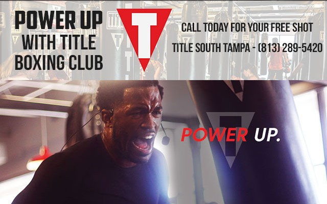Power Up at TITLE Boxing Club South Tampa!