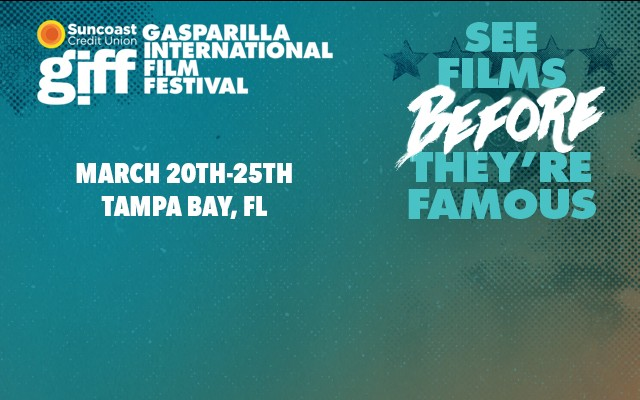 The 2018 Gasparilla International Film Festival