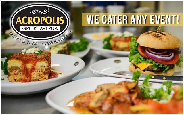 Acropolis Greek Taverna Catering