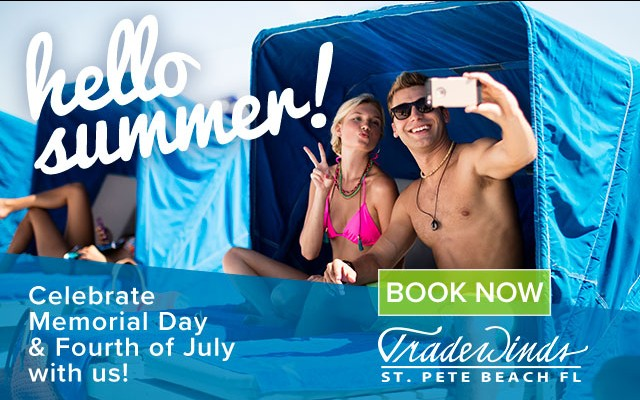 Florida Holiday & Summer Packages at TradeWinds