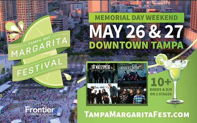 Tampa Bay Margarita Festival Adds Fastball, Plain White T's to Concert Stage