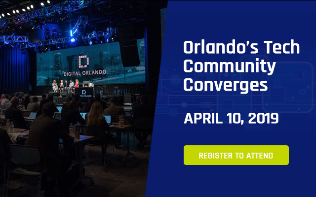 Digital Orlando 2019 - Orlando's Tech Community Converges