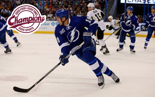 Lightning Watch Parties at Champions Sports Bar