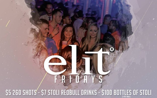 Elit Fridays at 260 First