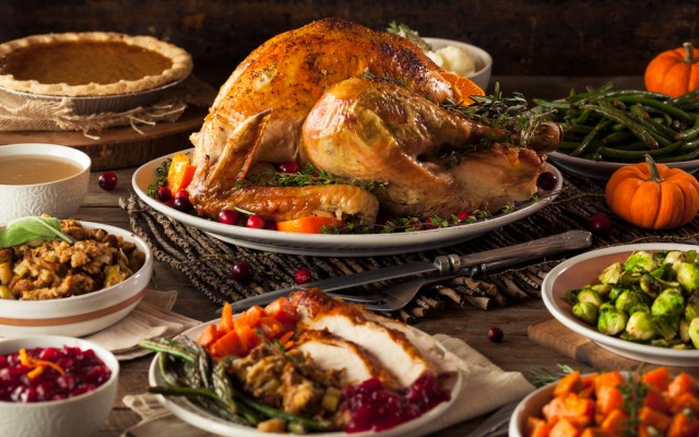 Thanksgiving Events in Portland