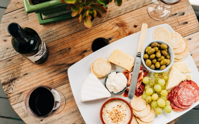 10 Must-Try Charcuterie Boards And Cheese Plates in Orlando