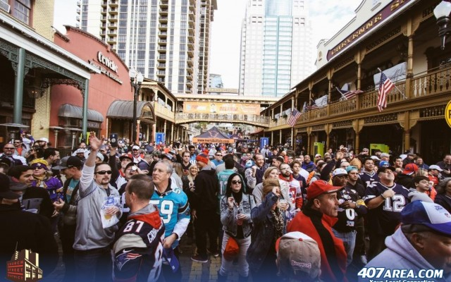 Get Your NFL Pro Bowl PREGAME on At Church Street