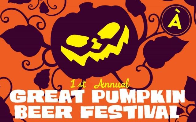 Pumpkin Festival At A La Cart Orlando