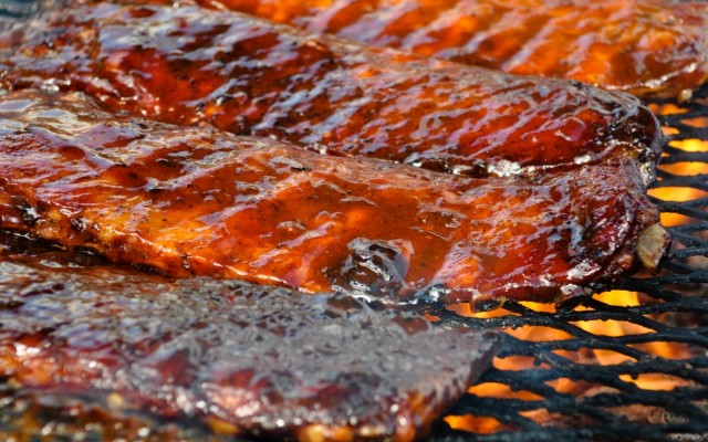 Pitmasters Compete and You Get To Eat At The Old Town BBQ Throwdown