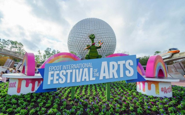 Epcot International Festival Of The Arts