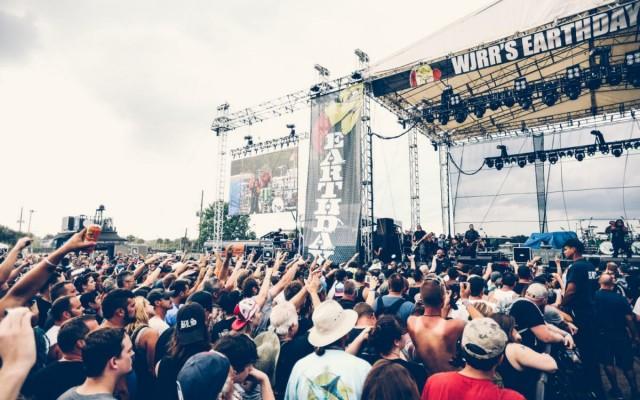 WJRR Earthday Birthday Rocks Central Florida Fairgrounds