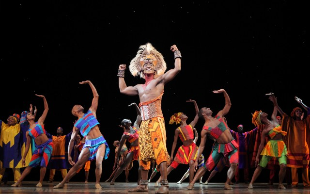 disneys the lion king premiers at the dr phillips center on valentines day - Valentines Day Orlando