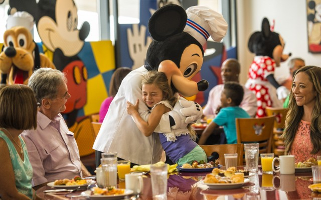 Mother's Day at Walt Disney World, Orlando | Brunch and More!