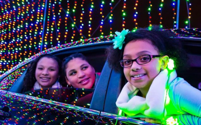 Brighten Your Holiday with Magic of Lights