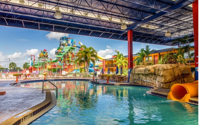 Your Unforgettable Summer Vacation Awaits At CoCo Key Hotel And Water Resort In Orlando