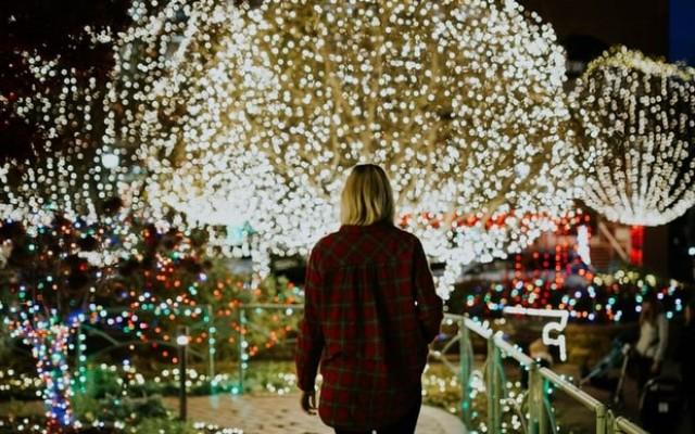 Christmas Lights Around Cocoa Beach