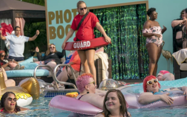 Body Positive Splash Bash Makes At Aloft Positive Waves In Downtown Orlando
