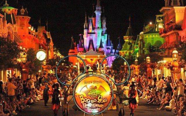 Spooky Fun For The Little Ones: Mickey's Not So Scary Halloween In Orlando