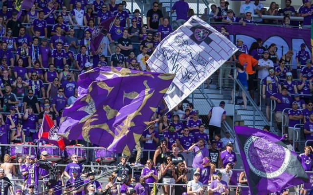Top Five Home Games for Orlando City Soccer in 2018