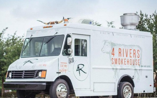 4 Rivers Smokehouse Delivers With New Food Truck