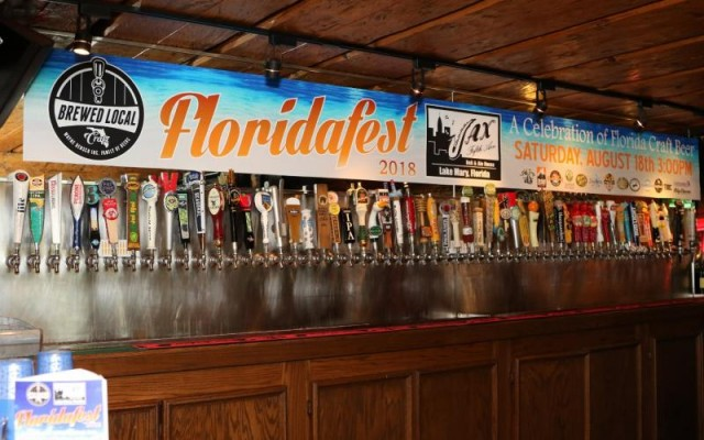 Drink Local in Lake Mary at Floridafest 2019