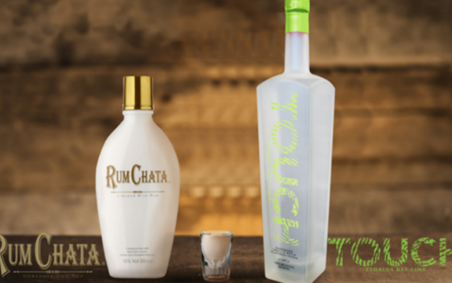RumChata And Touch Vodka Tasting At Elixir