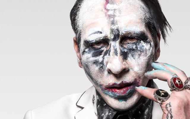 Marily Manson Performs At Hard Rock Live Orlando Halloween Night