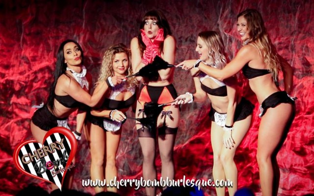 Cherry Bomb Burlesque Debuts On Thursday, May 30 At The Abbey In Downtown Orlando