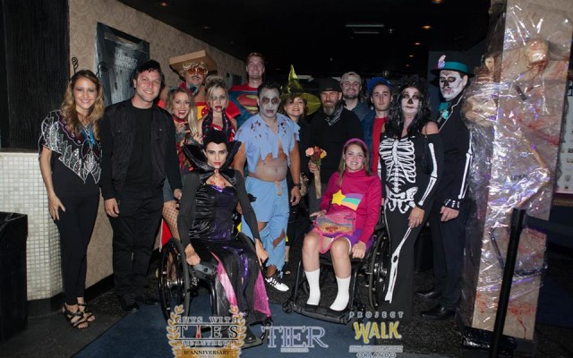 Join Us For A Spooktacular Time At The Guys With Ties Annual Costumes For A Cause Party At Tier Nightclub