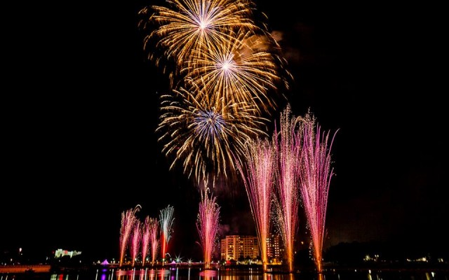 Red Hot And Boom Lights Up Altamonte Springs This 4th Of July
